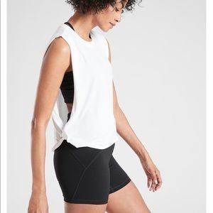 Athleta relaxed muscle tee